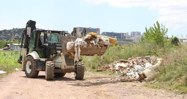 İzmit'te çevre kirliliğinin önüne geçildi