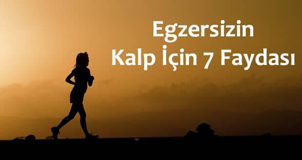Egzersizin Kalp İçin 7 Faydası